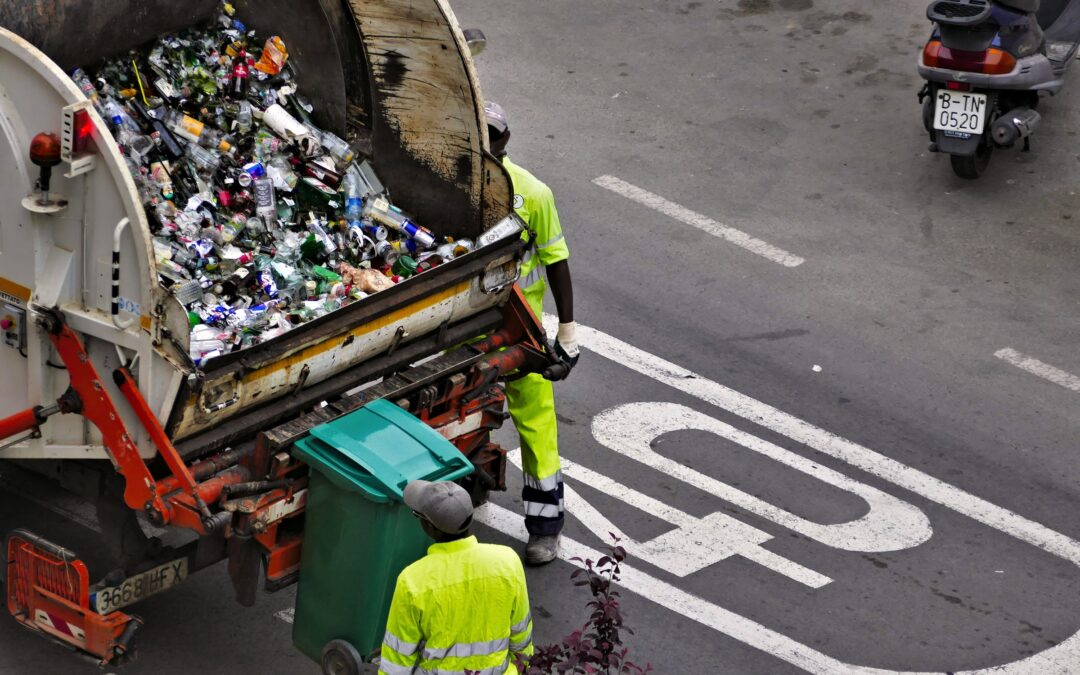 Waste Not: AI Improves Landfill Management